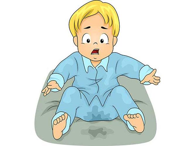 बच्चों के बिस्तर पर पेशाब करने से हैं परेशान तो करें यह चमत्कारी घरेलू उपाय