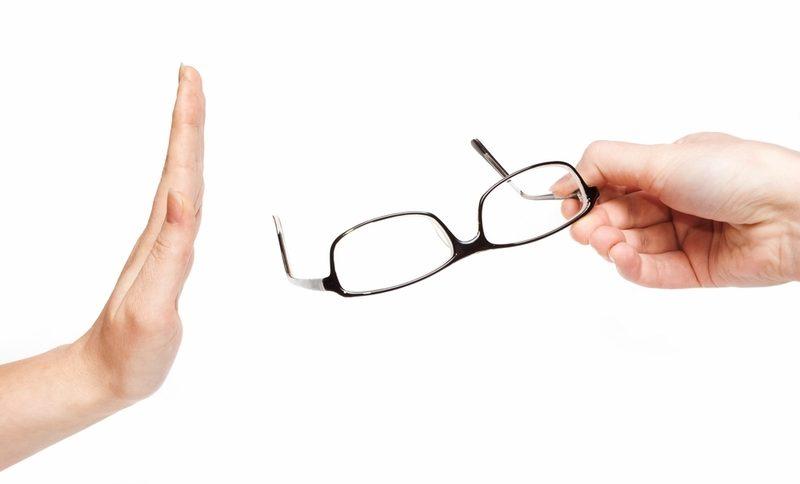 आँखों का चश्मा हटाने के लिए ये करना है जरूरी